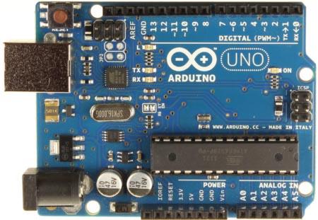 Proyecto de Open Hardware Arduino