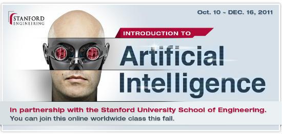 curso de inteligencia artificial gratuito de standford