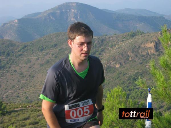 yo en la carrera gran fons de la tardor 2011