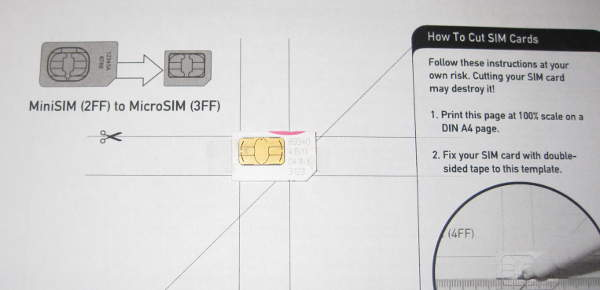 cut mini sim to micro sim template pdf