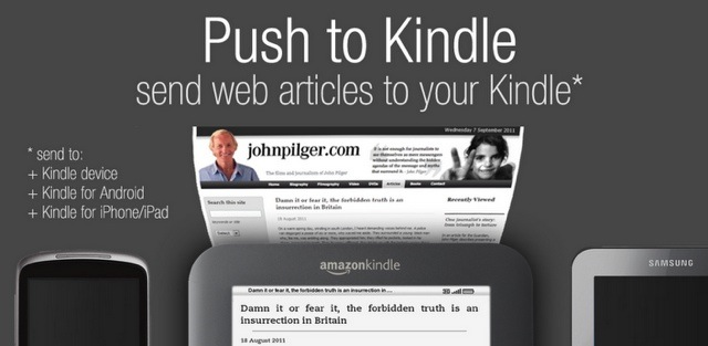 Push to Kindle app de fivefilters.org